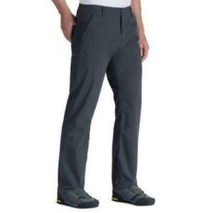 KUHL Slax Men's Lightweight Pants Carbon $79 Value